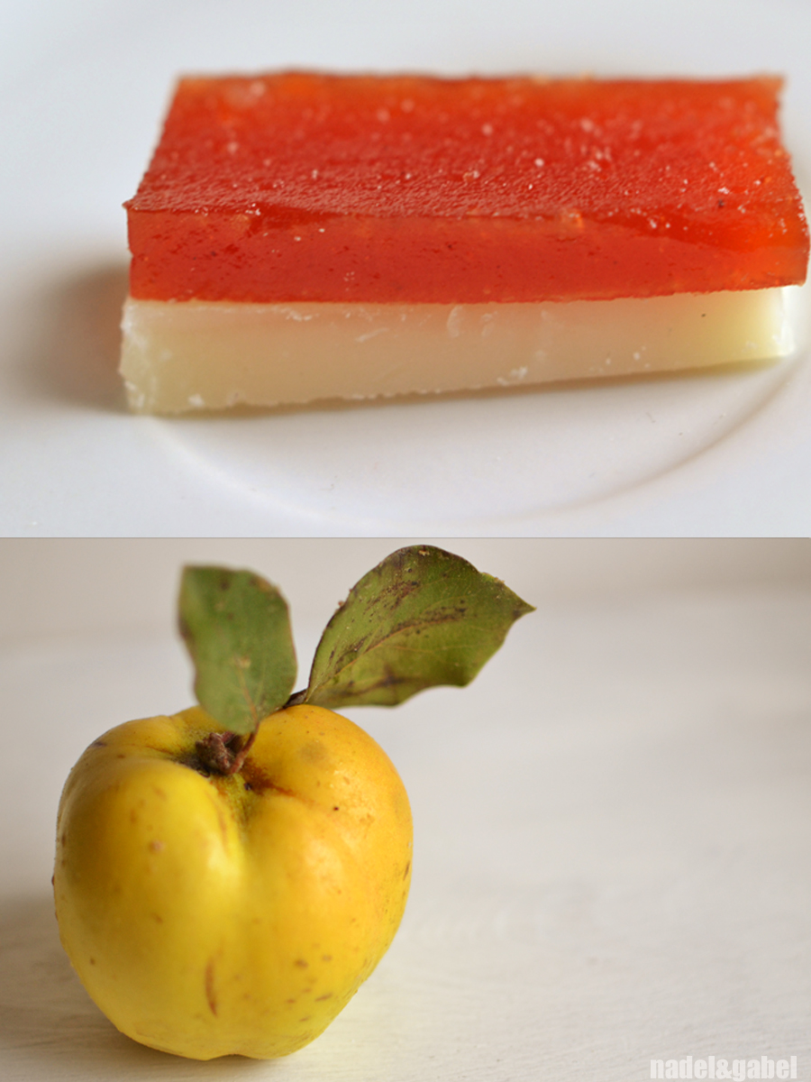 pictures How to Make Membrillo (Quince Paste)