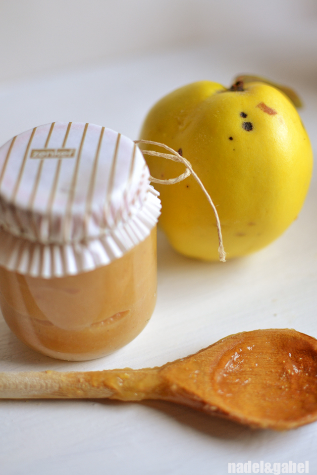 quince mustard sauce
