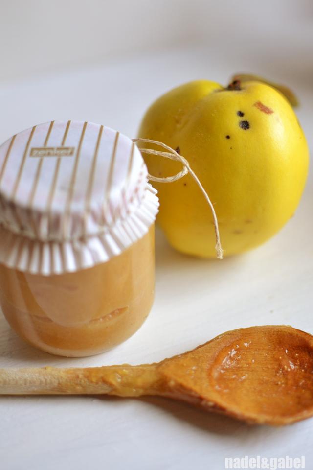 quince mustard sauce