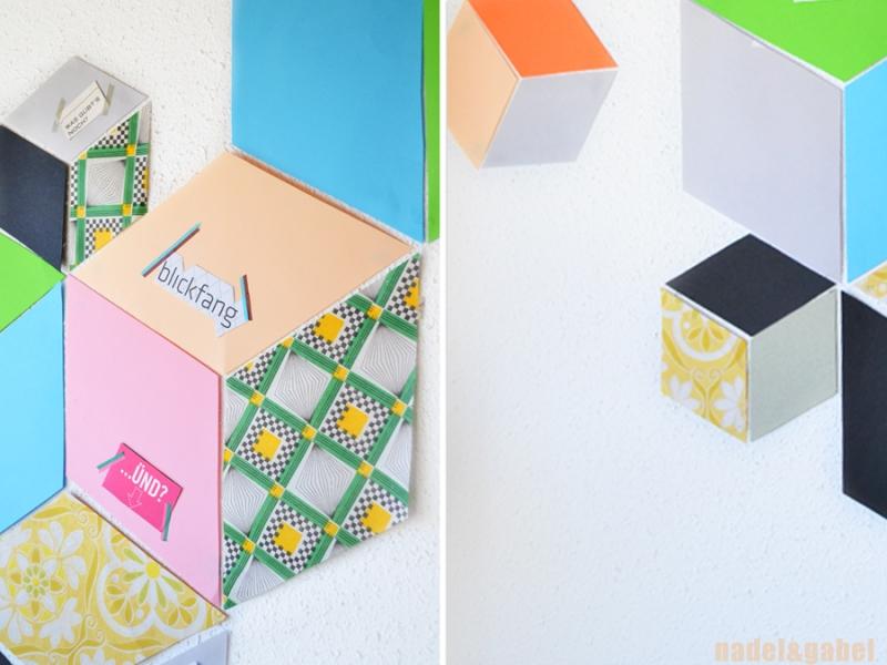 hexagon - cube