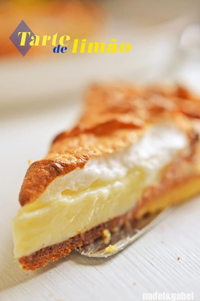 tarte de limão
