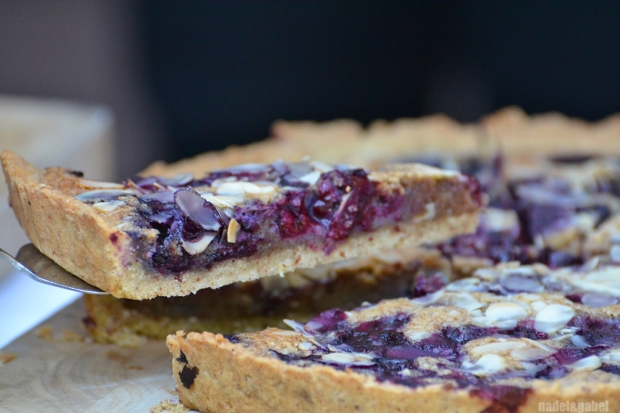 blueberry tarte