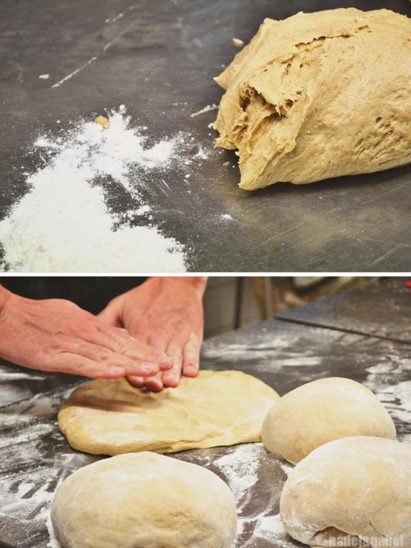 malty bread