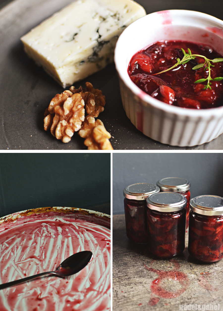 2015 08 decorating with plum and damson - Plum Sauce 3