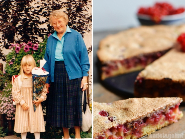 red currant cake 2