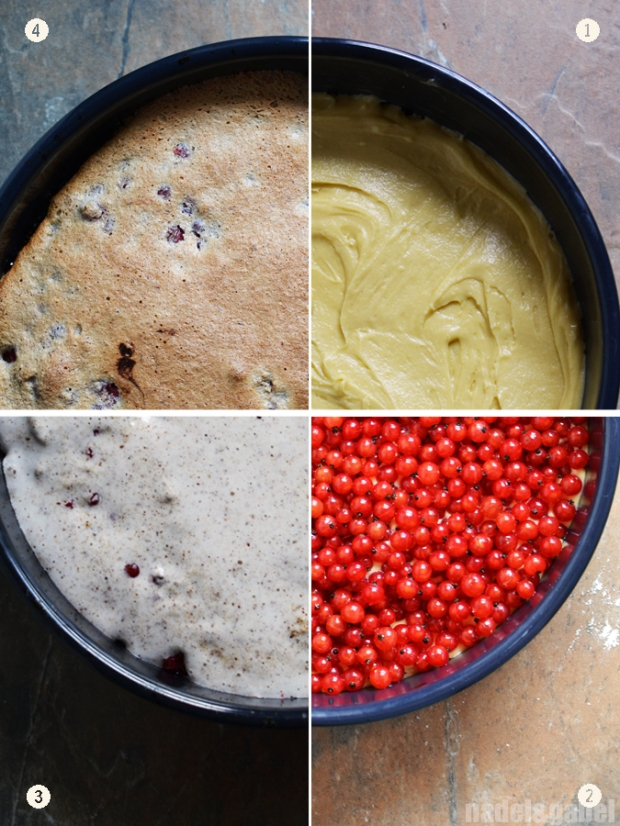 red currant cake 3