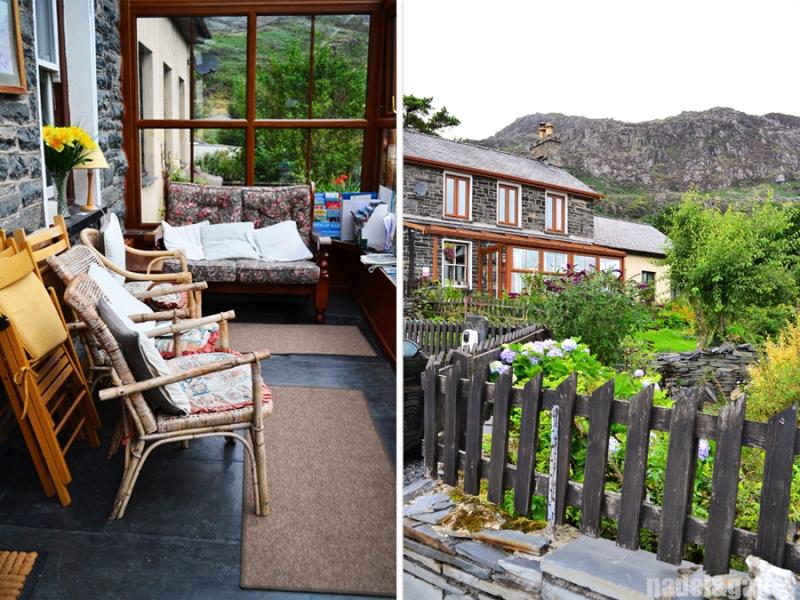 Brynn Elltyd Eco Guest House