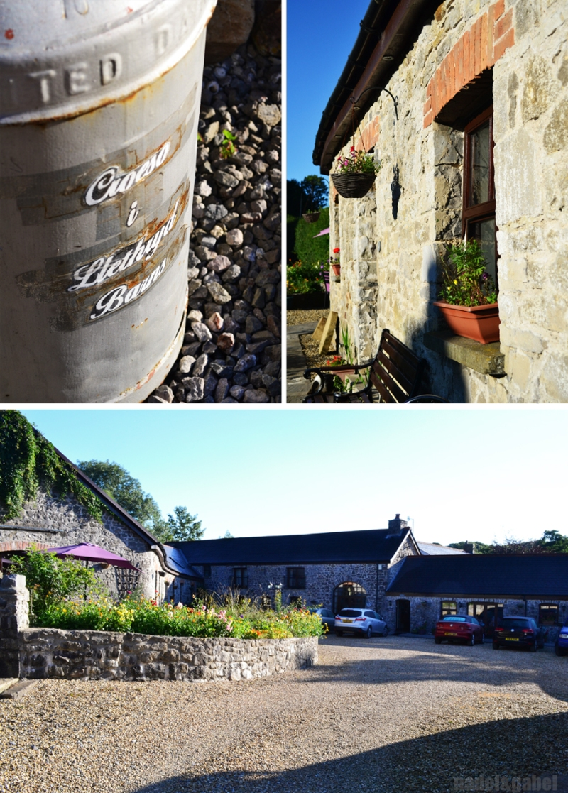 Llethryd Barns Gower