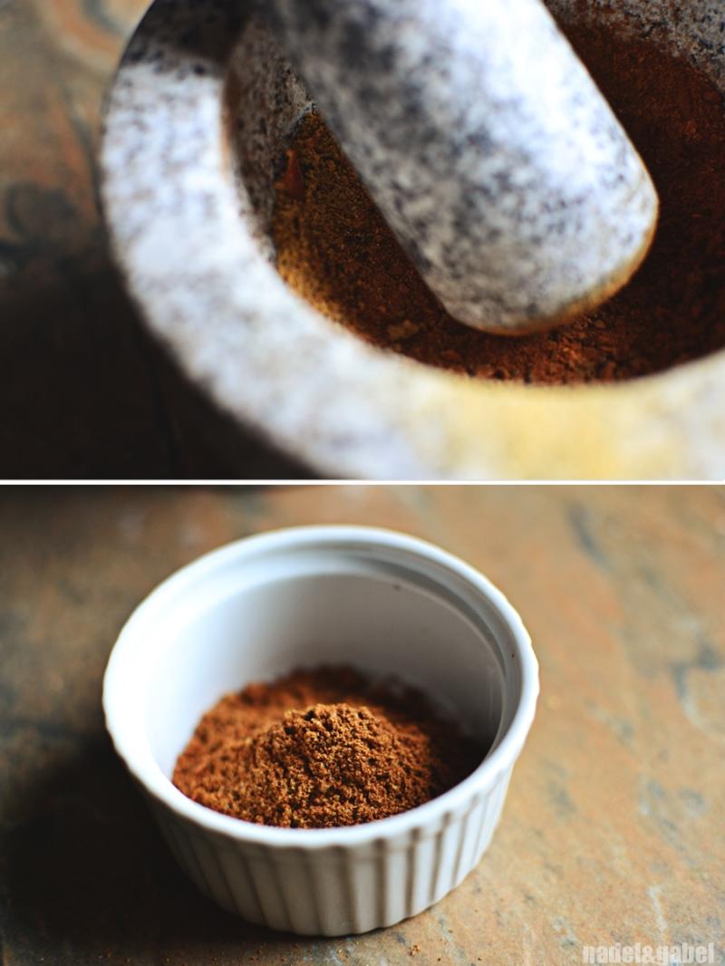 mixed spice
