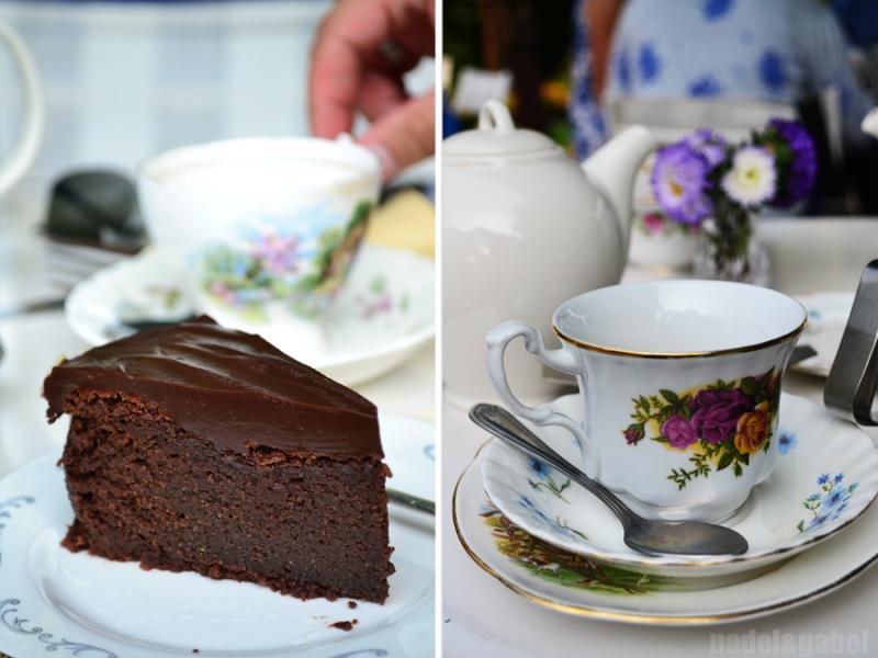 Pettigrew tearooms Cardiff 2