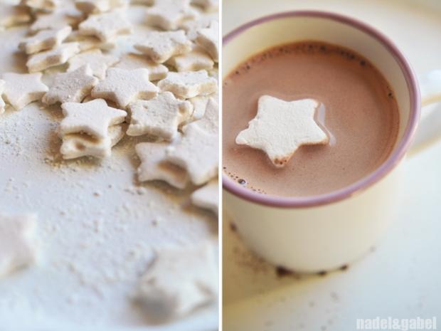 marshmallow stars