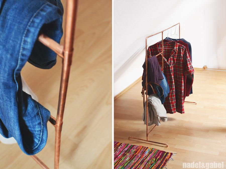 Clothes Rack Nadel Gabel