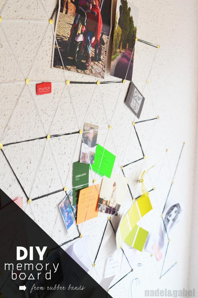 DIY memory board