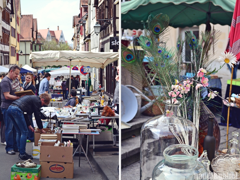 antiquities and spring market
