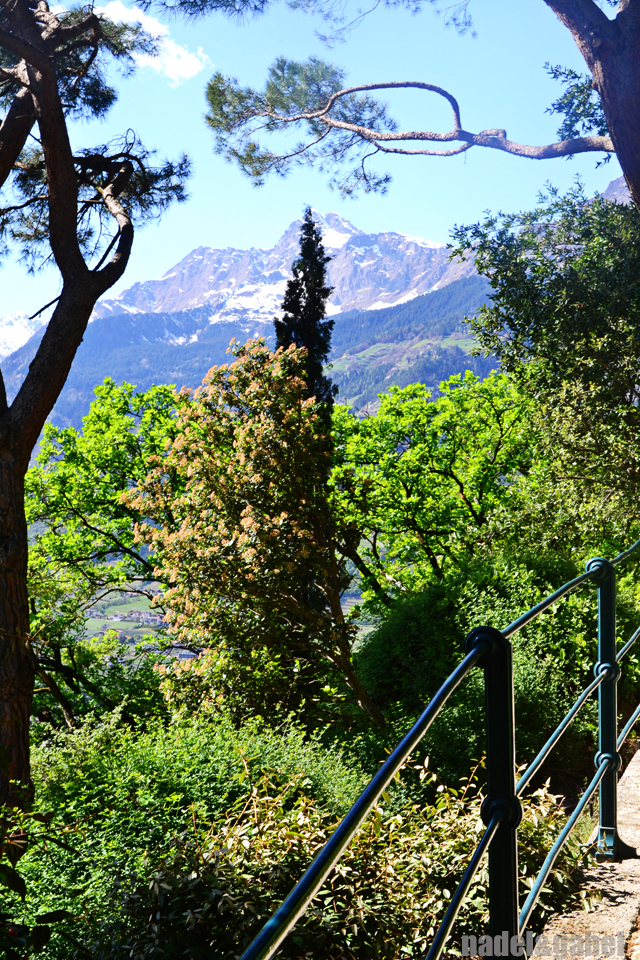 Tappeiner path - Merano 2