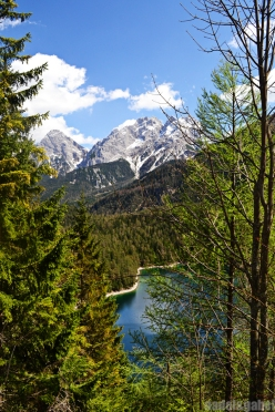The Alps - Zugspitze