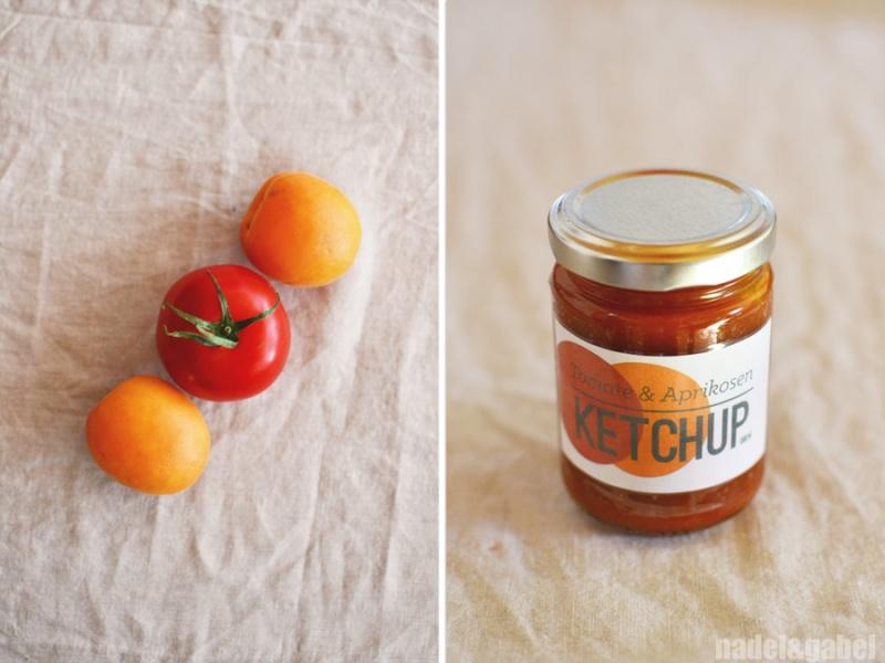 tomato apricot ketchup