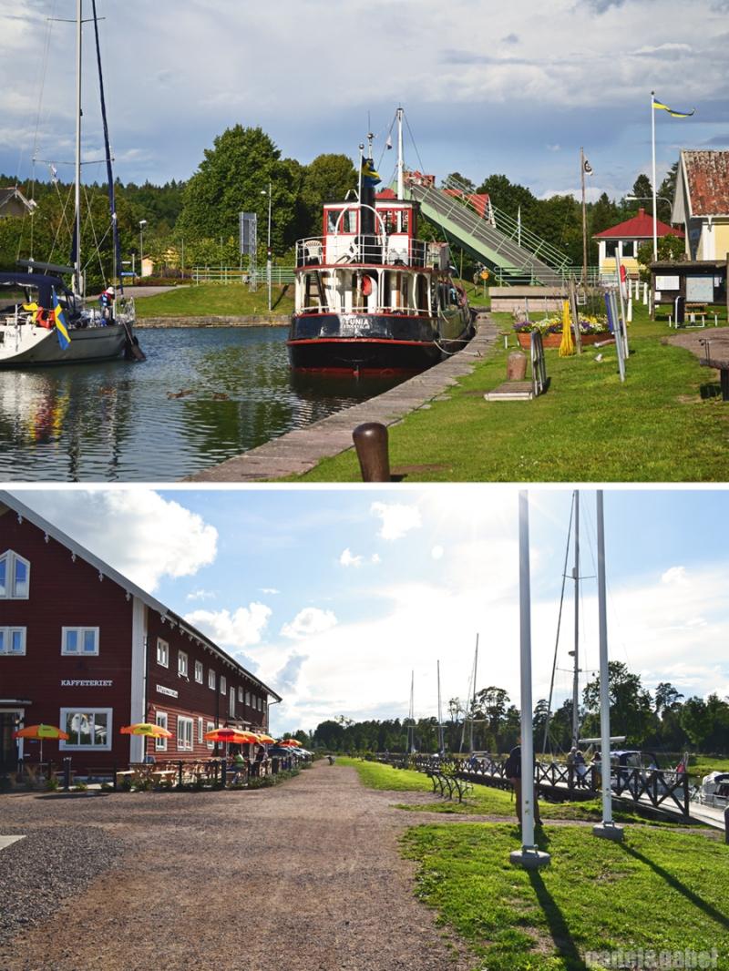 Borensberg - Göta Canal