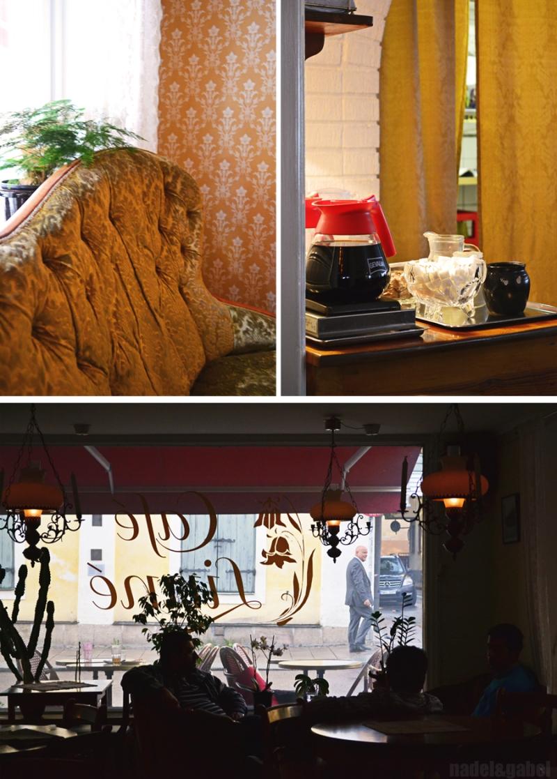 Uppsala Cafe Linné
