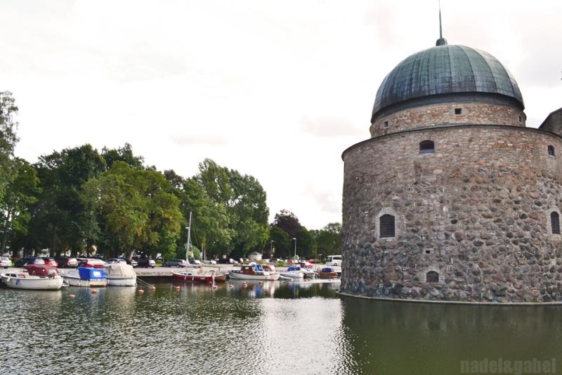 Vadstena - Vasa castle