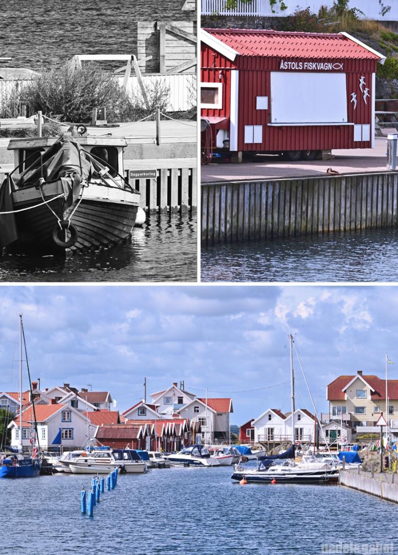 Bohuslän skärgård - Åstol 1