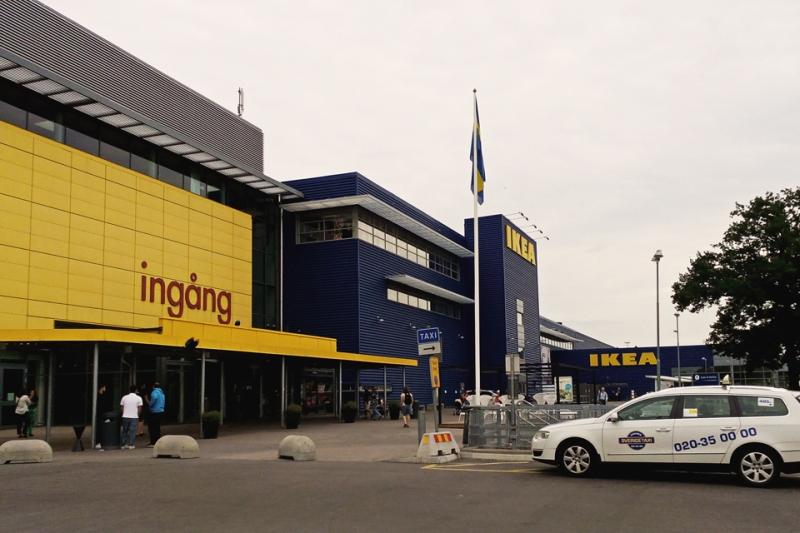 IKEA Stockholm Kopie