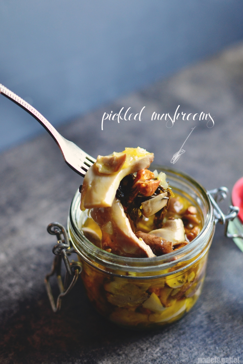 pickled mushrooms 1
