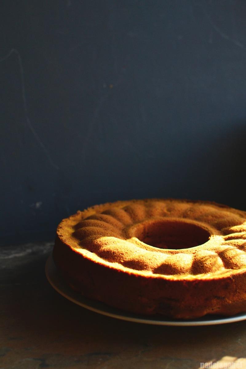 pumpkin bundt cake 2