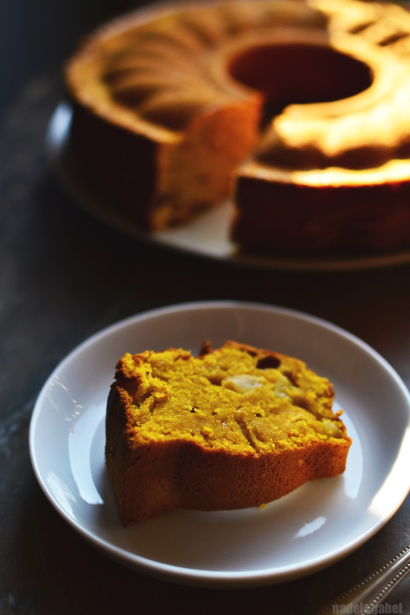 pumpkin bundt cake 4