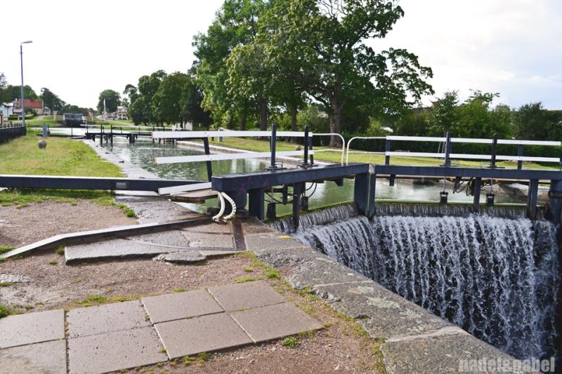 sluice Berg - Göta Canal
