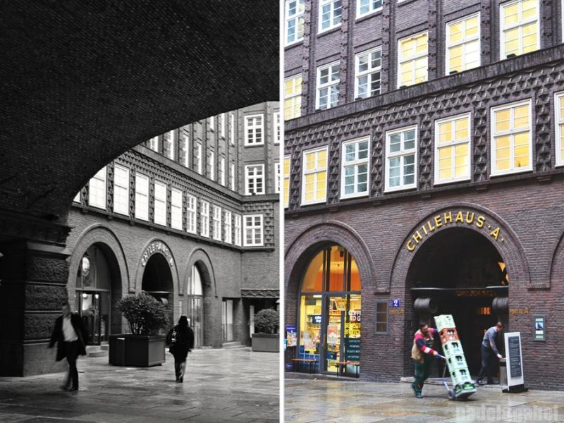 Chile Hause Hamburg