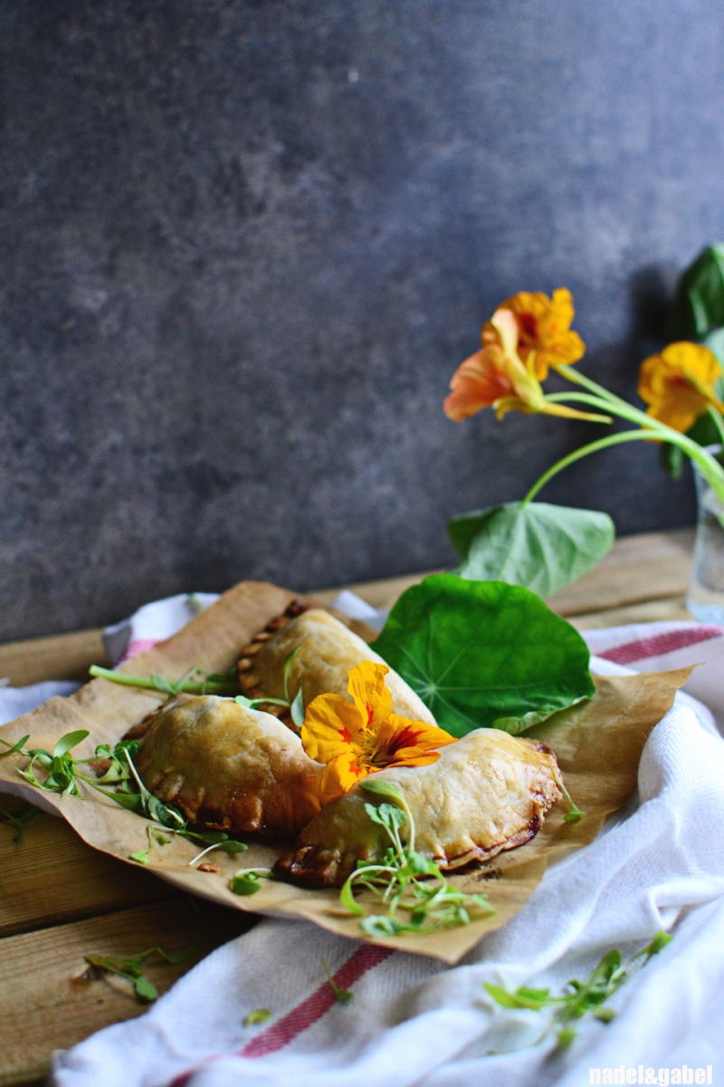 empanadas with chard and feta cheese 1