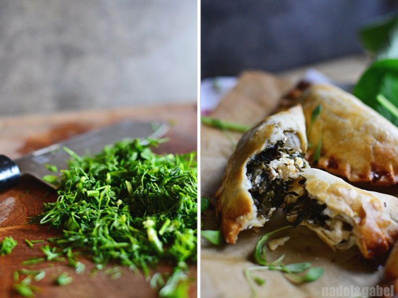 empanadas with chard and feta cheese 4