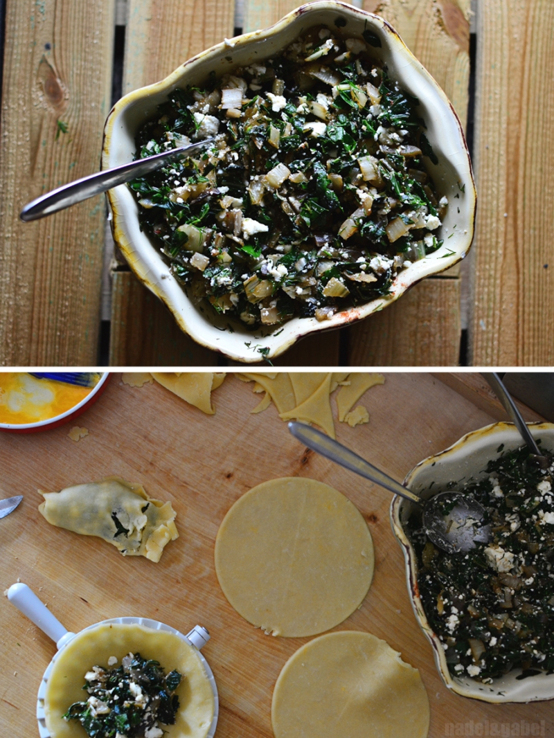 empanadas with chard and feta cheese 6