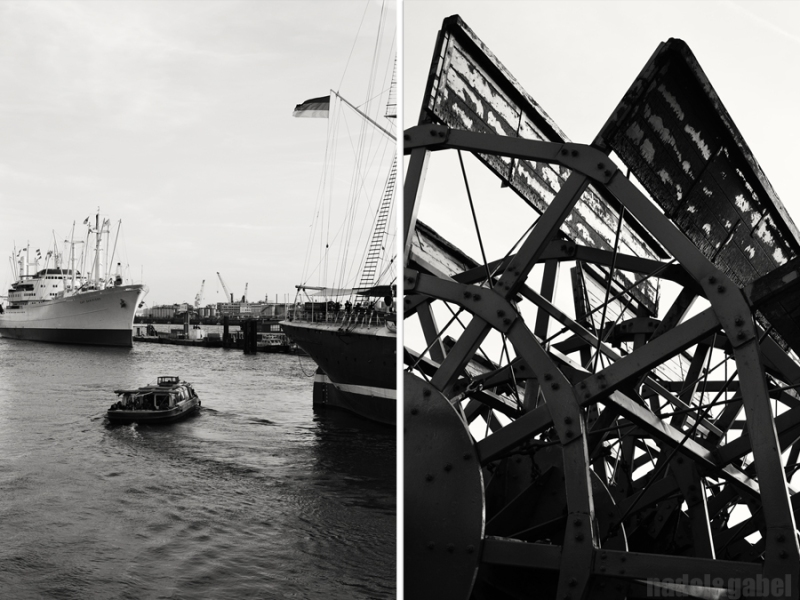 Hamburg Harbour 2