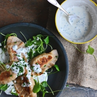 Comfort food - Polish Pierogi and Jamie Olivers new cookbook