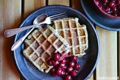 poppyseed marzipan waffles 3
