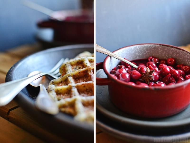 poppyseed marzipan waffles 4