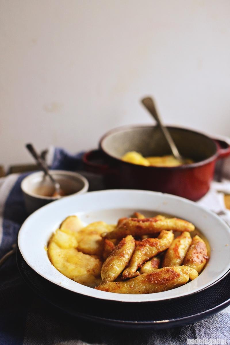 Schupfnudeln - potato finger noodles 1