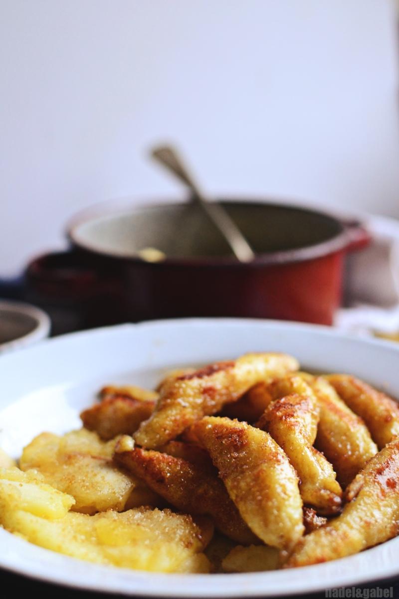 Schupfnudeln - potato finger noodles 7