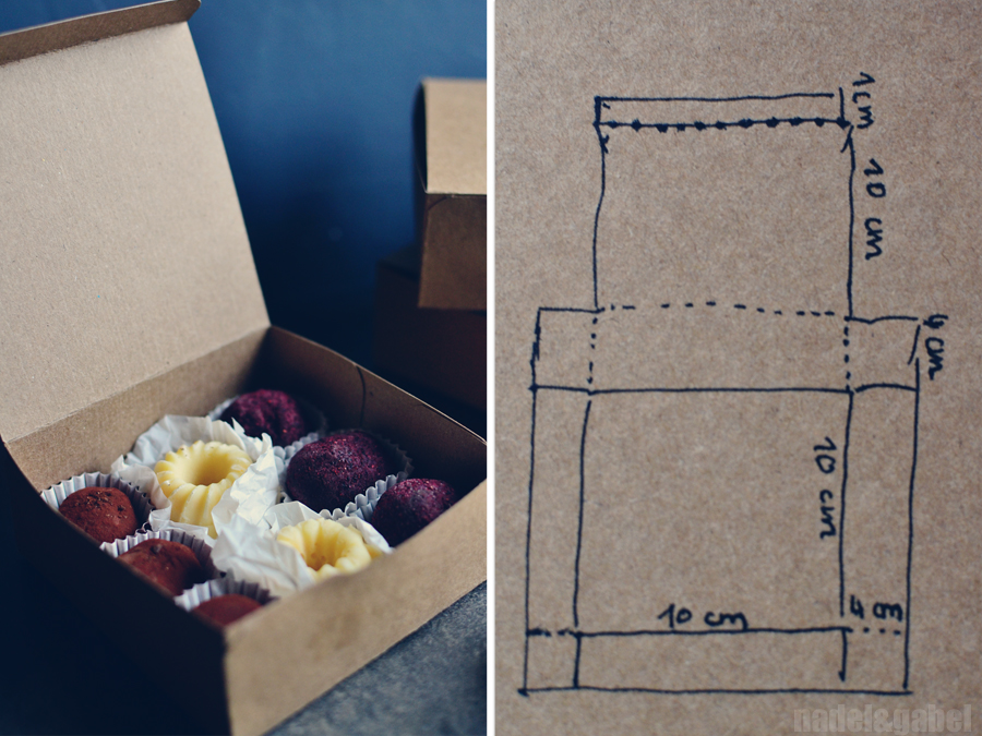A Little Something Homemade Truffles And DIY Gift Box