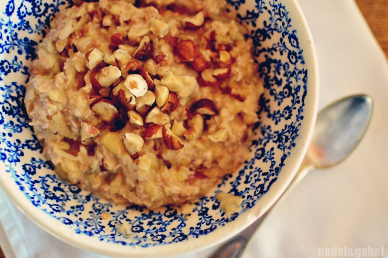 basic Bircher müsli 1