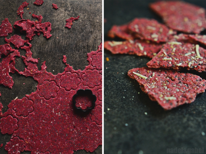 beetroot crackers 4