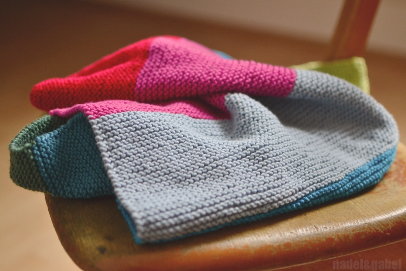 knitted baby blanket 5