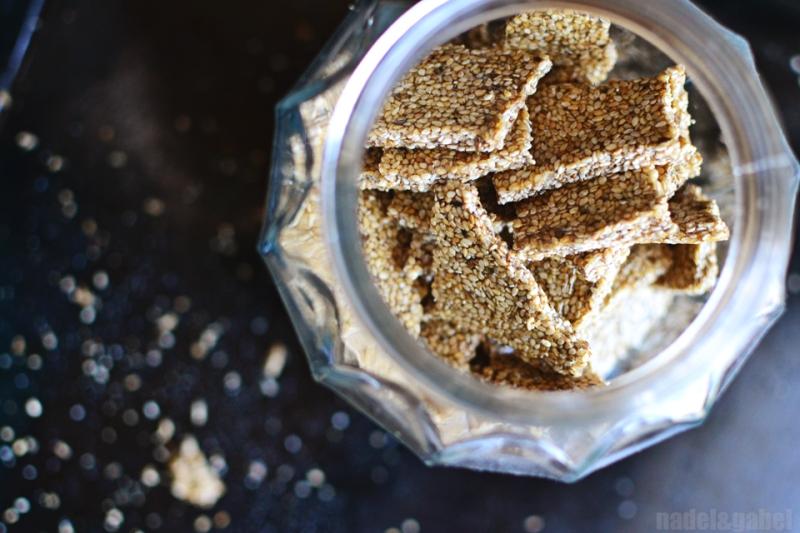 pastéli - greek sesame brittle 3
