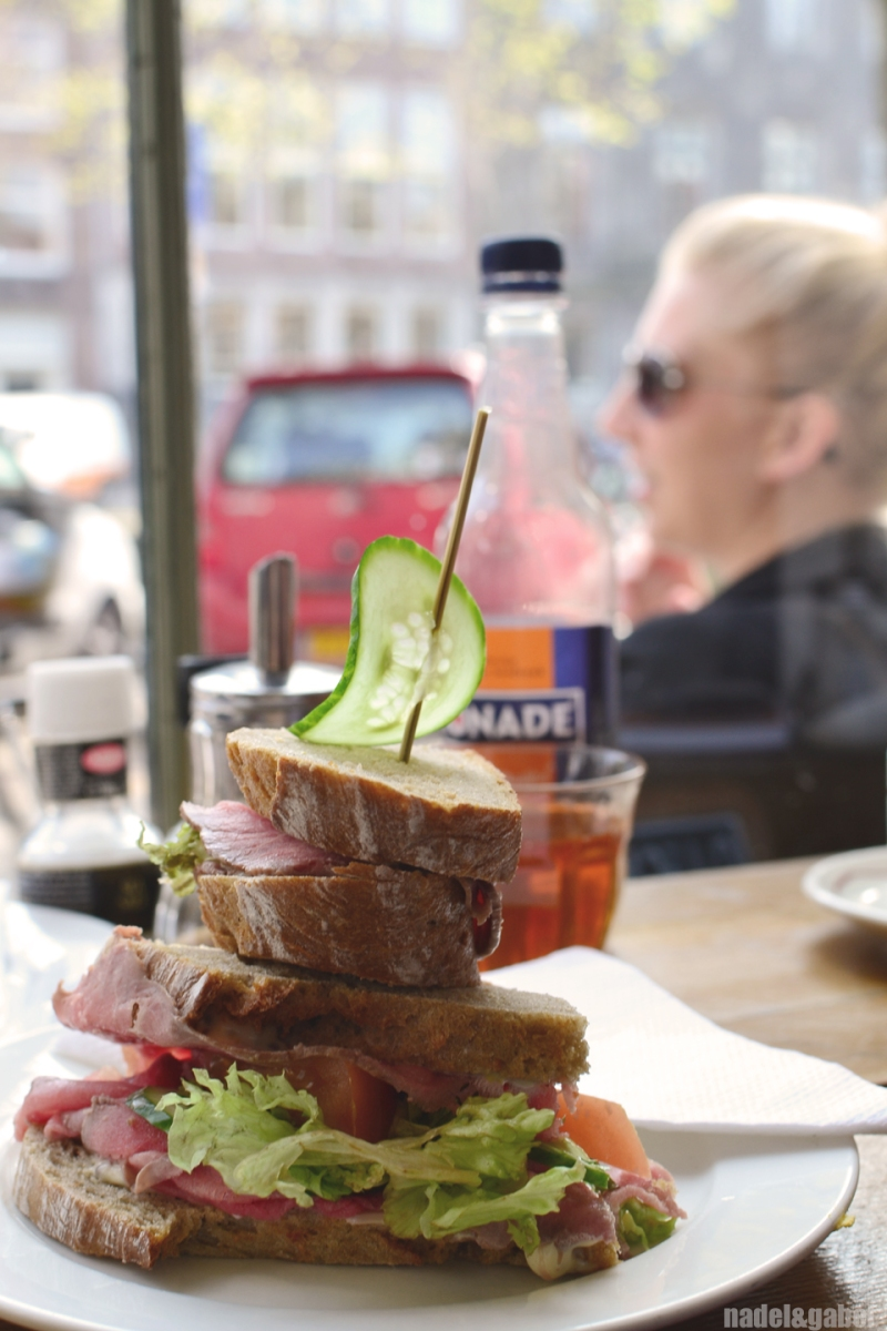 Brood Bar Amsterdam 1