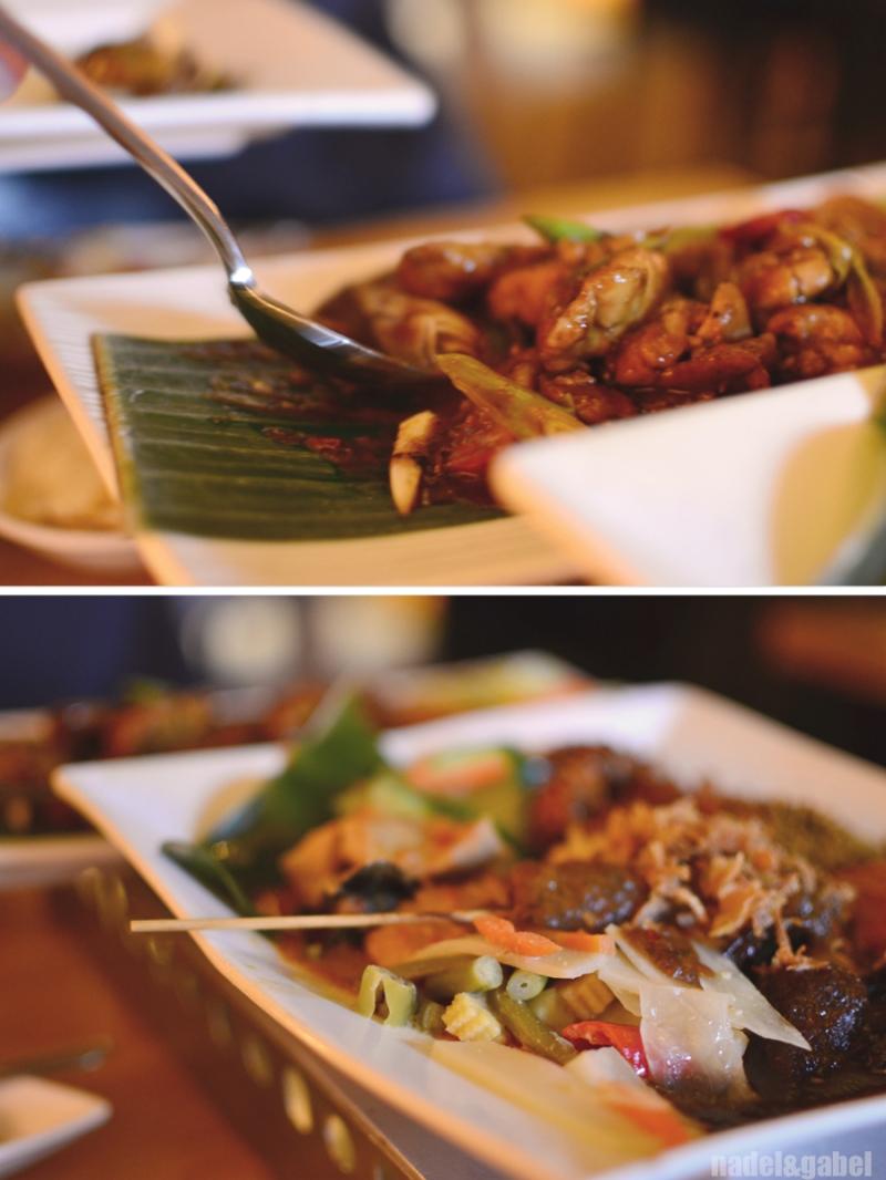 Indonesian Cuisine Sapurna Amsterdam