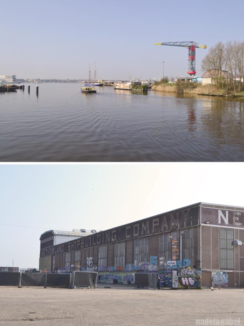 NDSM-warf Amsterdam 1