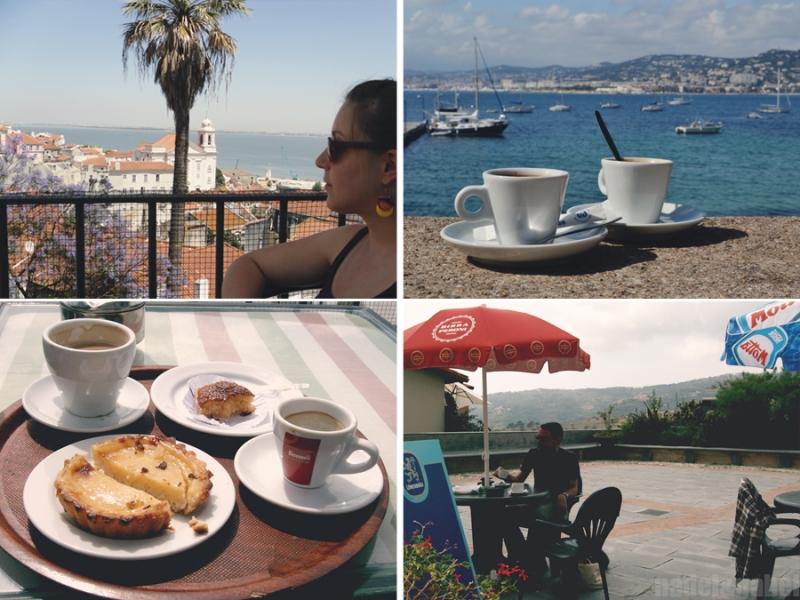 coffee - view