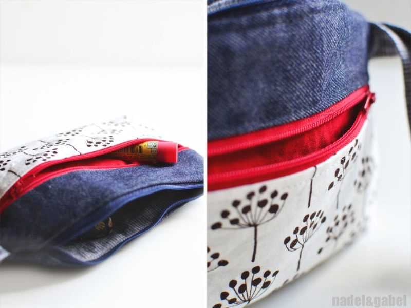 double zip pouch clutch 4